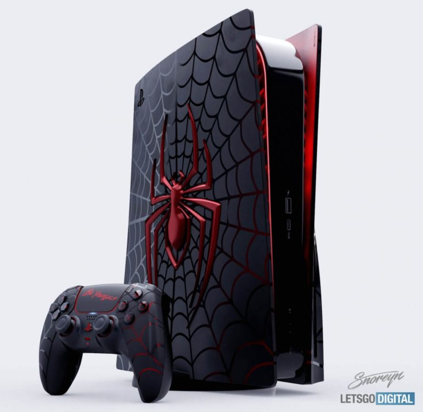 PlayStation Limited Edition Spider-Man: Miles Morales