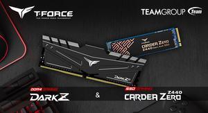 Teamgroup Cardea Zero und Dark Z