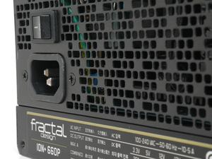 Fractal Design Ion+ Platinum 660W