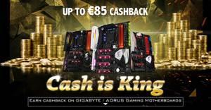 Gigabyte Cashback-Aktion September 2017