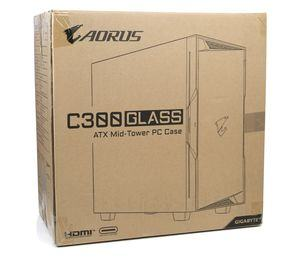 Gigabyte AORUS C300 Glass