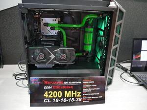 G.Skill-RAM auf der Computex 2018