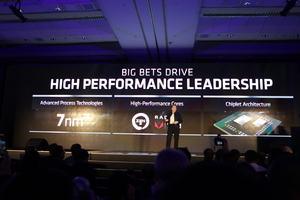 AMD zu EPYC auf der Computex 2019