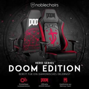 noblechairs Hero Doom Edition