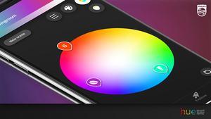 Anfang des zweiten Quartals 2018 soll die Hue-App für Android und iOS ein umfangreiches Update auf Version 3.0 erhalten