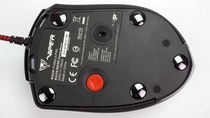 Patriot Viper V560 Gaming Maus
