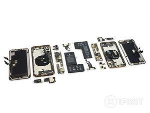Apple iPhone XS im Teardown