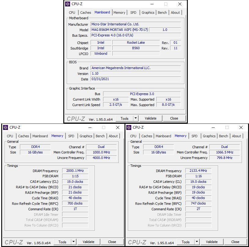 RAM-Overclocking mit XMP und manuell
