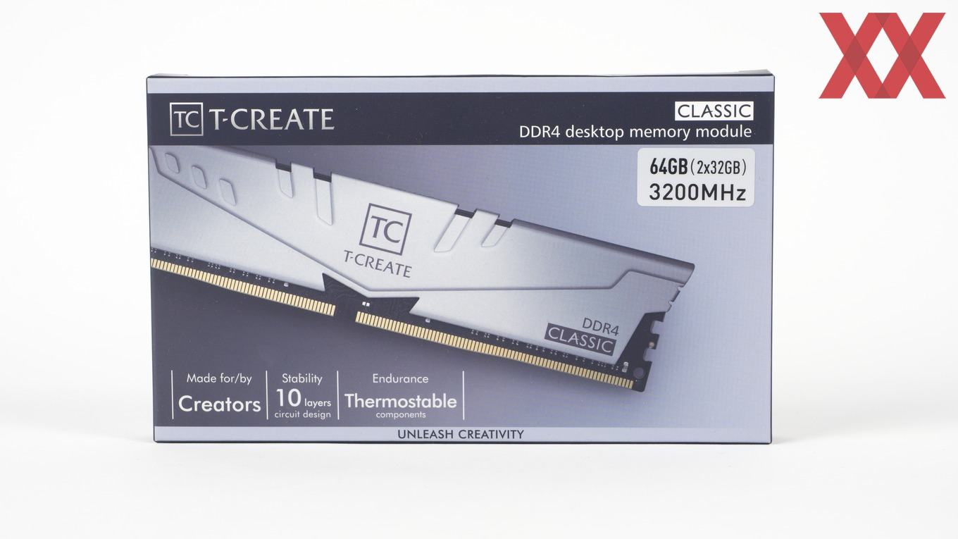 Teamgroup T-Create 64GB 3600