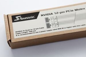 NVIDIA 12-Pin PCIe Molex Micro-Fit 3.0