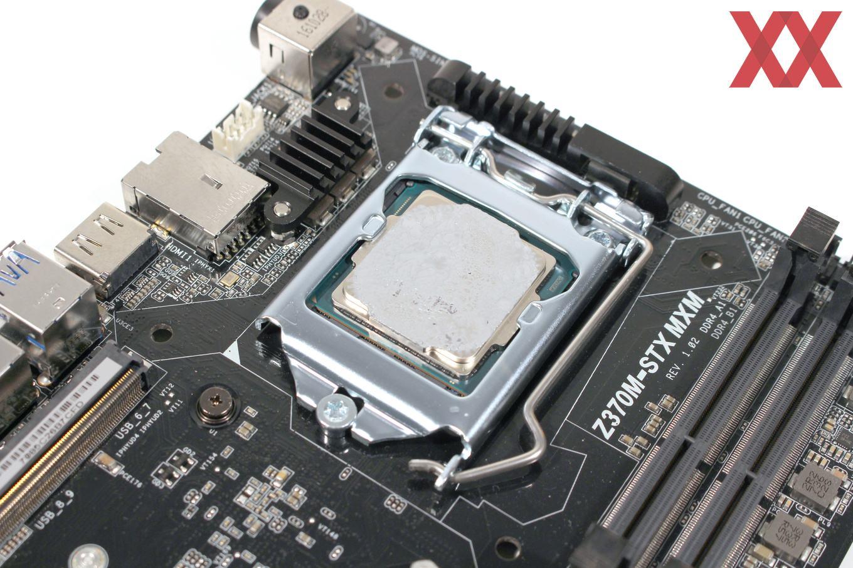ASRock DeskMini GTX 1060 im Test: Micro-STX mit MXM-Grafik