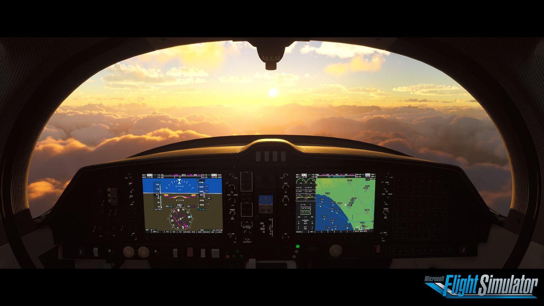 Microsoft Flugsimulator 2020