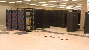 Indiana University Big Red 200 Supercomputer