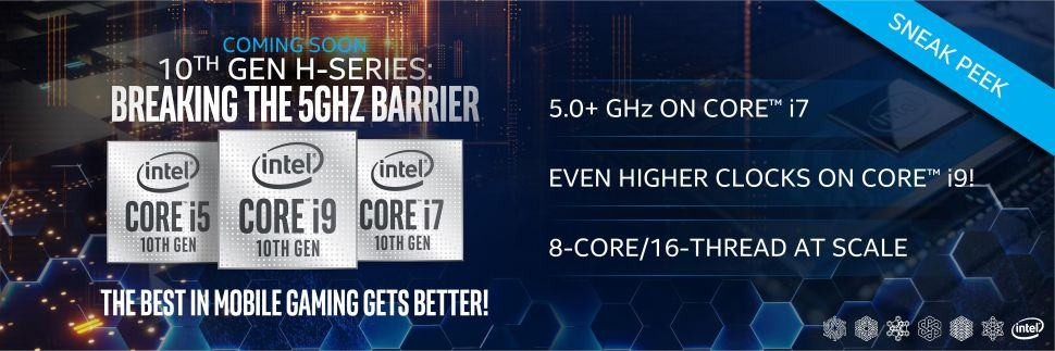 Intel CES 2020 Performance Workshop