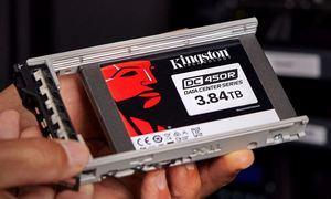Kingston DC450R Data Center SSD