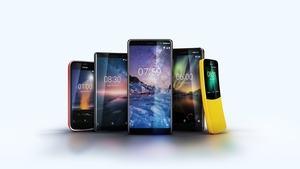 Fünf neue Smartphones von Nokia auf dem MWC 2018