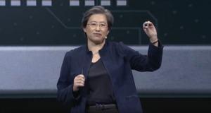 AMD Keynote auf der CES mit Lisa Su