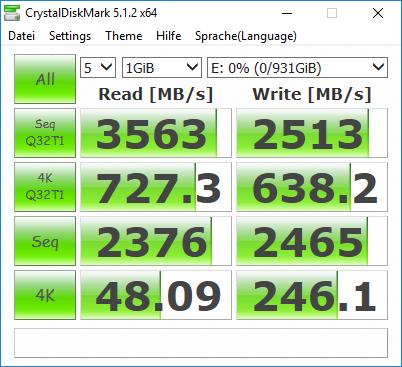 Samsung SSD 970 EVO
