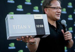 NVIDIA Titan V CEO Edition