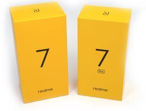 realme 7 und realme 7 Pro