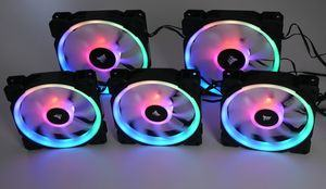 Corsair LL120 RGB und LL140 RGB