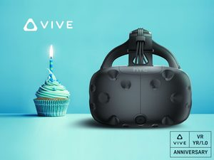 HTC Vive Geburtstag