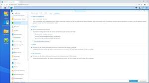 DiskStation Manager 6.2.2 - Synology DS620slim