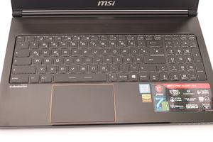 MSI GS63 7RE Stealth Pro - 7RE-011