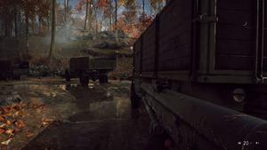 Battlefield V Patch 5.2 Tirailleur: DXR on (Hoch)