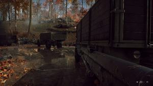 Battlefield V Patch 5.2 Tirailleur: DXR on (Ultra)