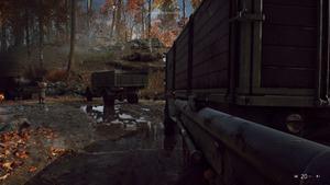 Battlefield V Patch 5.2 Tirailleur: DXR off