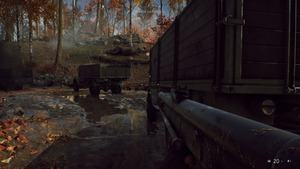 Battlefield V Patch 5.2 Tirailleur: DXR on (Mittel)