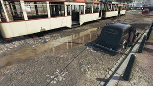 Battlefield V Patch 5.2 Operation Untergrund: DXR On (Niedrig)