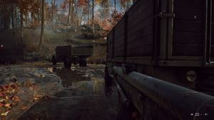 Battlefield V Patch 5.2 Tirailleur: DXR on (Niedrig)