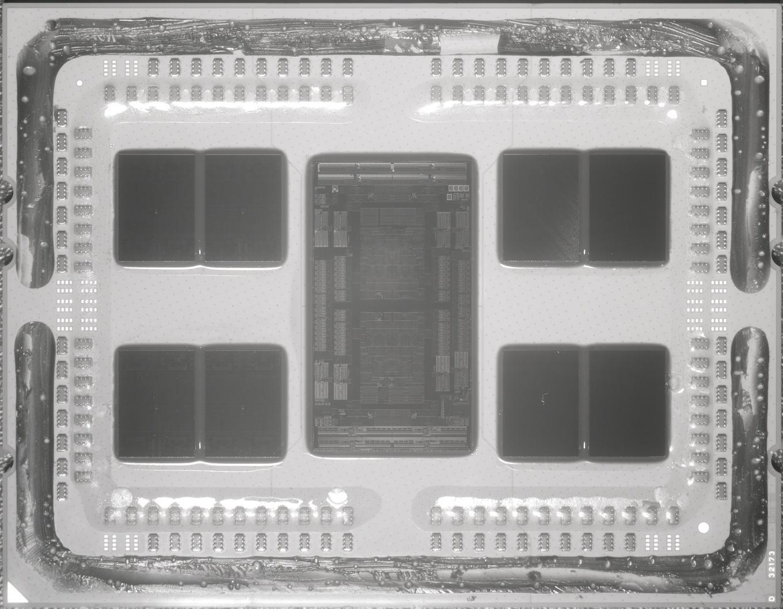 IOD eines AMD EPYC Rome