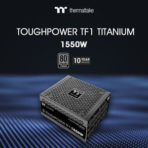 Toughpower TF1 1550W Titanium - TT Premium Edition