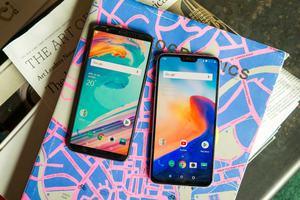 OnePlus 5T und OnePlus 6