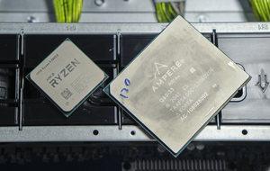 Anandtech-Test des Ampere Altra Q80-33 (Quelle: Anandtech)