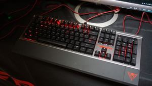 Patriot Peripherie (Maus, Tastatur, Headset)