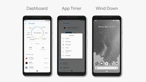 Android P Beta 1: Ist Wind Down aktiv, wird die Oberfläche nur noch in Graustufen dargestellt