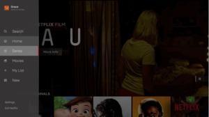 Neue TV-Benutzeroberfläche bei Netflix
