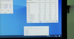 Intel Cryo Cooling Technology