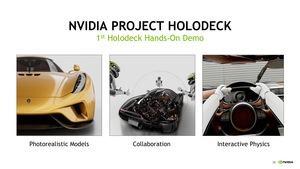 NVIDIA Siggraph Pressdeck