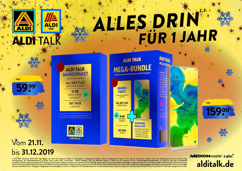 Aldi Talk Auskunft