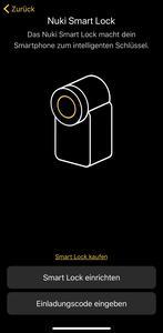 Nuki-Smart-Lock-App