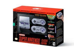 Nintendo SNES Classic Edition