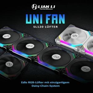 Lian Li UNI FAN SL120 PWM