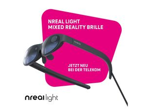 Mixed-Reality-Brille Nreal Light