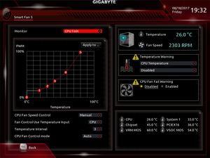 BIOS: Gigabyte AB350-Gaming 3
