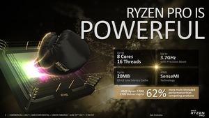 AMD Ryzen Pro Pressdeck